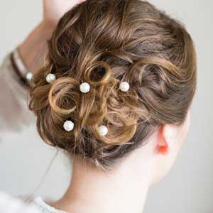 Special Occasions Up-Do
